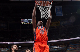 Kevin Durant Dominates with a Monster Double-Double