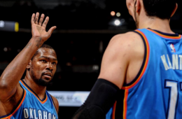 Kevin Durant Hangs 30 on Denver, OKC Wins Five Straight