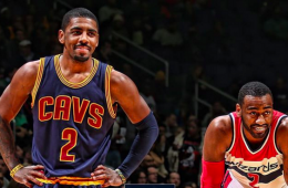 Kyrie Irving Drops 32, Cavs Stay Hot