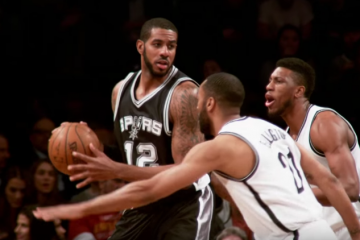 LaMarcus Aldridge, Spurs Win Eight Straight