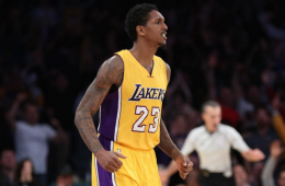 Lou Williams Pours In a Career-High 44 Points