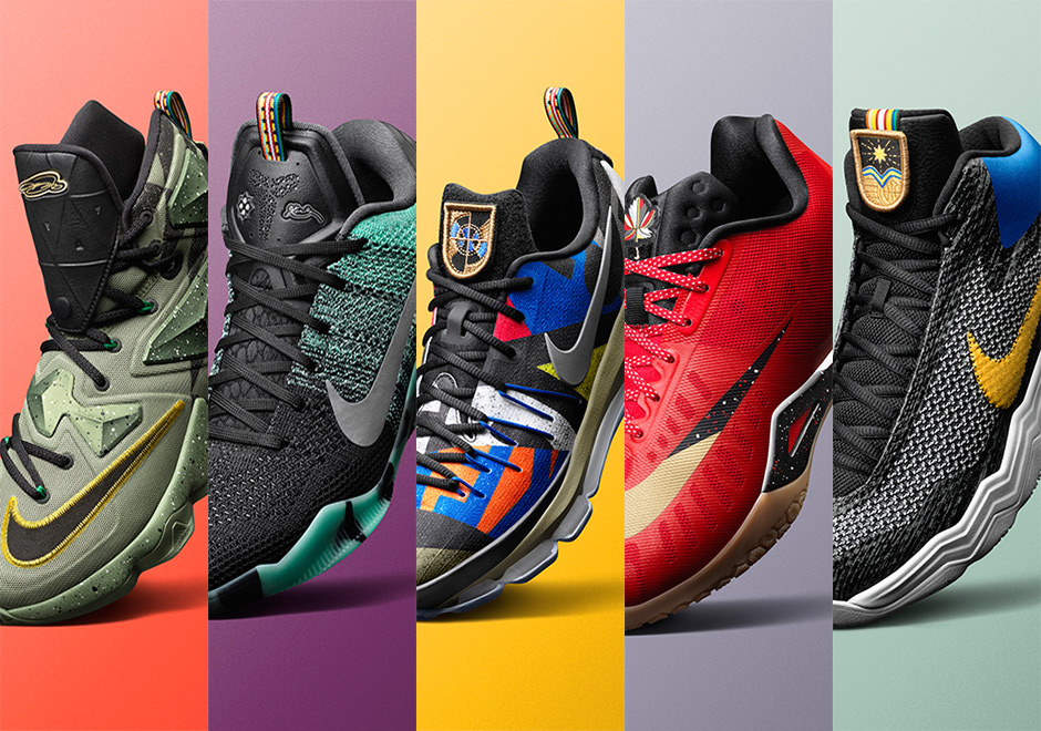 b098710f413ab 2016 Nike Basketball All-Star Collection – Hooped Up