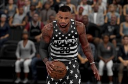Rap Album Covers x NBA Jerseys x NBA 2K16 (Part 2)