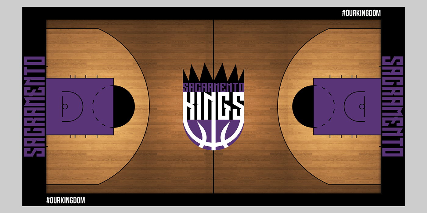Sacramento Kings Re-Brand