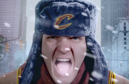 Timofey Mozgov Winter Hat Commercial