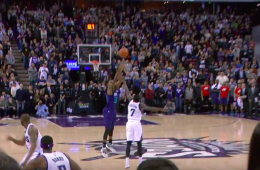 Troy Daniels Saves the Day with His Eighth Three
