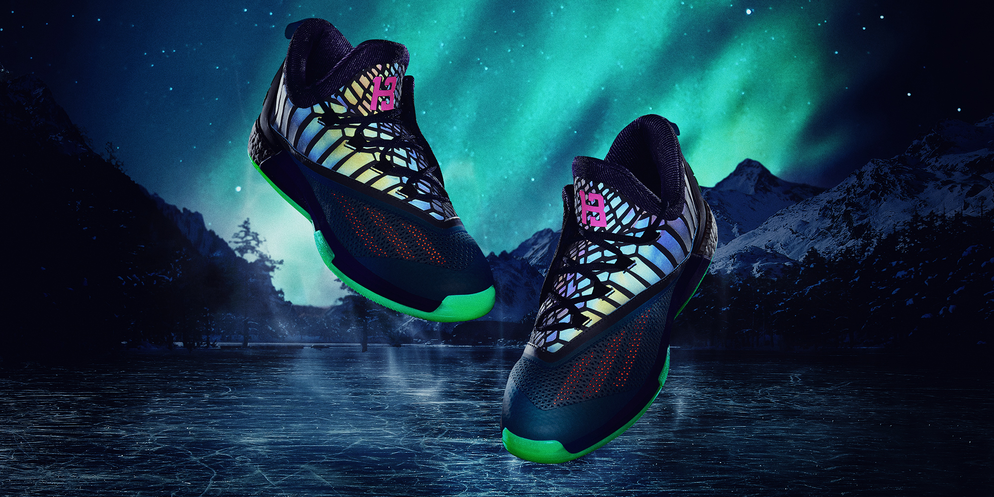 adidas Unveils James Harden Crazylight Boost 2.5 PE for the NBA All-Star Game
