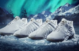 adidas Salutes Tracy McGrady with Aurora Borealis Triple White Collection
