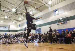 Andrew Wiggins and adidas Give Back to The 6ix