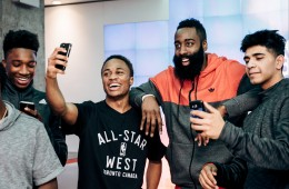 adidas, James Harden and Kyle Lowry Meet Fans In Toronto