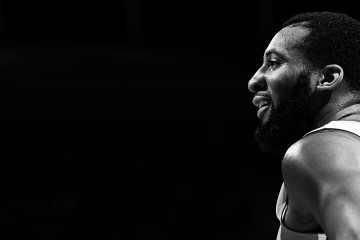 Andre Drummond Celebrates His All-Star Selection