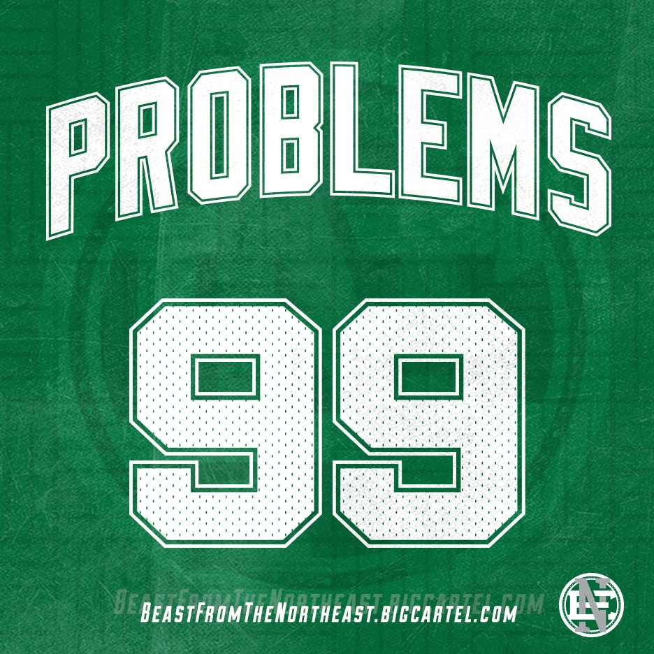Beast from the Northeast '99 Problems' Tee