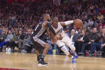 Chris Paul, Clippers Blow Out Spurs
