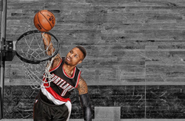 Damian Lillard Remains Hot, Blazers Beat Indy