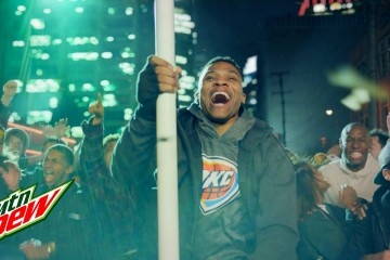 DEW x NBA: Make An Introduction Commercial