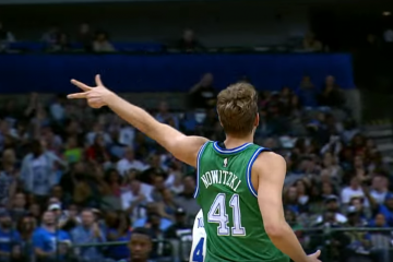 Dirk Nowitzki Joins 29,000 Point Club