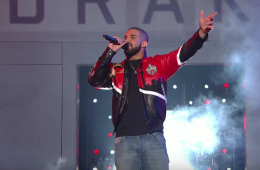Drake Handles All-Star Game Starters Introductions