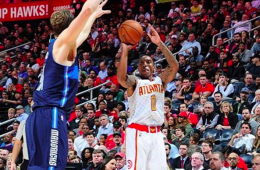 Jeff Teague Scores a Season-High 32 Points