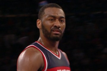 John Wall Goes Off In NYC