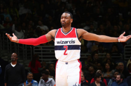 John Wall Leads Wizards Past Pelicans