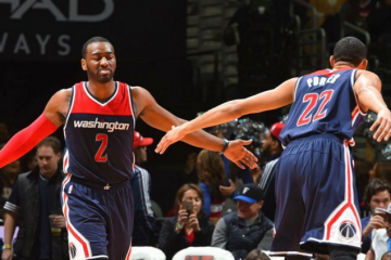 John Wall Outduels Kyrie Irving In Wizards Win