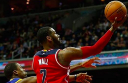 John Wall Puts Up 41 In Wizards Loss