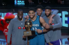 Karl-Anthony Towns Wins Skills Challenge