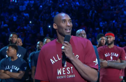 Kobe Bryant Plays His Last All-Star Game