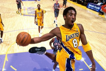 Kobe Bryant Top 100 Dunks of All-Time