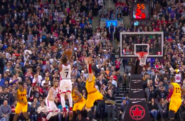Kyle Lowry Caps Off Career Night With Game-Winner