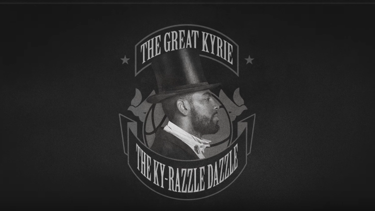 Kyrie Irving Ky-Razzle Dazzle iD Commercial