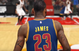 NBA2K Getting Sued for Digital Player Tattoos