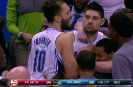 Nikola Vucevic Nails a Game-Winning Buzzer Beater