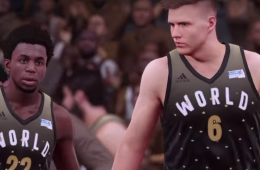 Rising Stars Challenge Uniforms x NBA 2K16