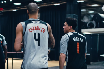 Rookie/Vet: Tyson Chandler x Devin Booker (Episode 1)