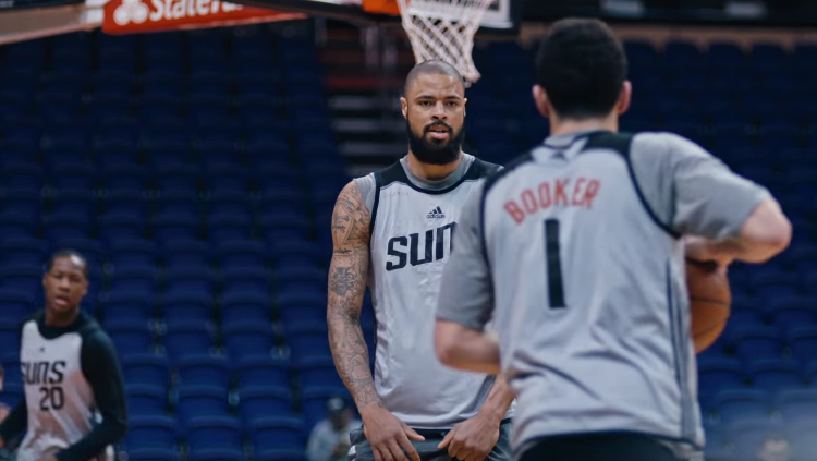 Rookie/Vet: Tyson Chandler x Devin Booker (Episode 2)