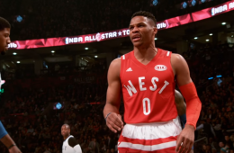 Russell Westbrook Wins Back-to-Back All-Star Game MVP Awards