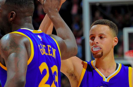 Stephen Curry, Warriors Notch 50th Win