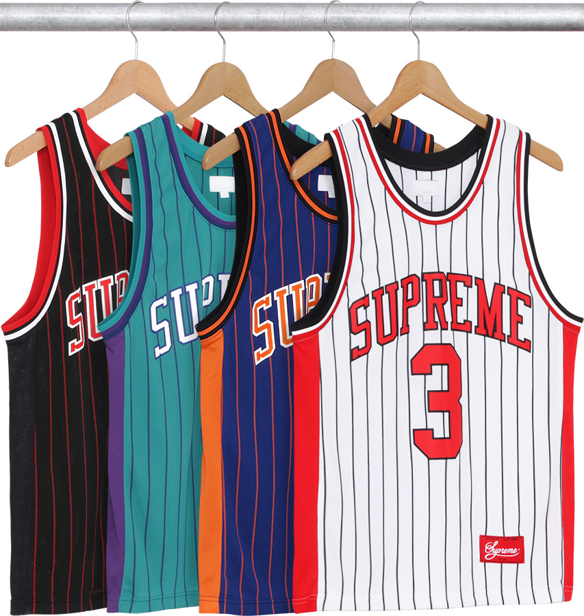 Supreme Crossover Basketball Jerseys