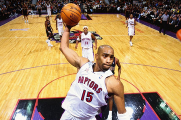 Vince Carter x Toronto Raptors Ultimate Dunk Mixtape