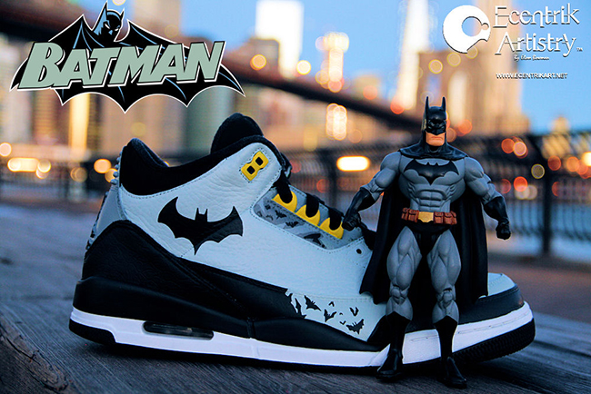 Air Jordan x Justice League Custom Series