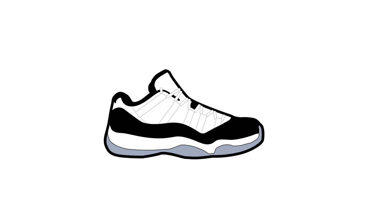 Air Jordan Since 1984 Illustrated Series