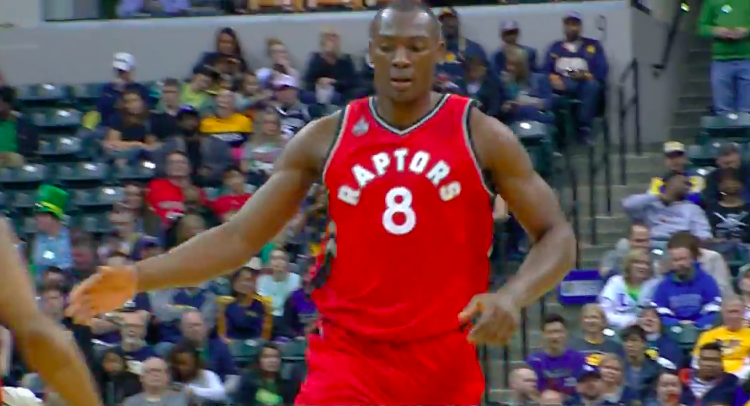 Bismack Biyombo Hauls In Raptors Record 25 Rebounds