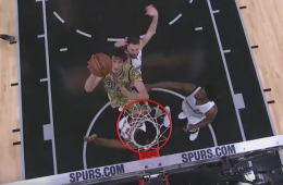 Boban Marjanovic Gets Busy, Scores 19 Points
