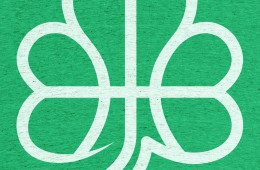 Boston Celtics ShamROCK Tee