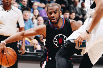 Chris Paul Gets Monster Double-Double, Clippers Win