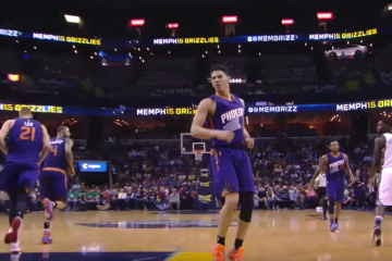 Devin Booker Steps Up to Down Memphis