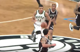 Giannis Antetokounmpo BK Triple-Double