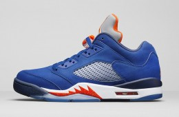 Air Jordan 5 Retro Low Royal Blue