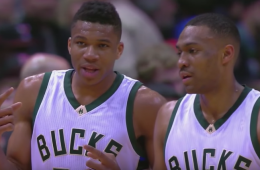 Jabari and Giannis Have Career Nights In Bucks Win